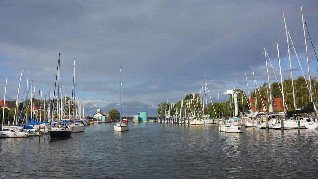 Segla i Tyskland - Greifswald