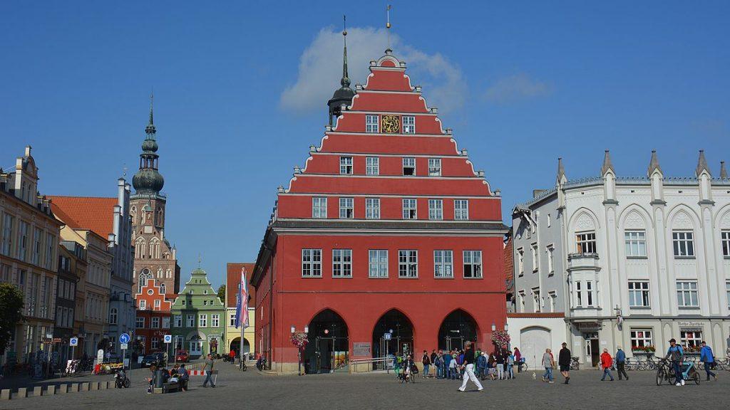 Greifswald torg