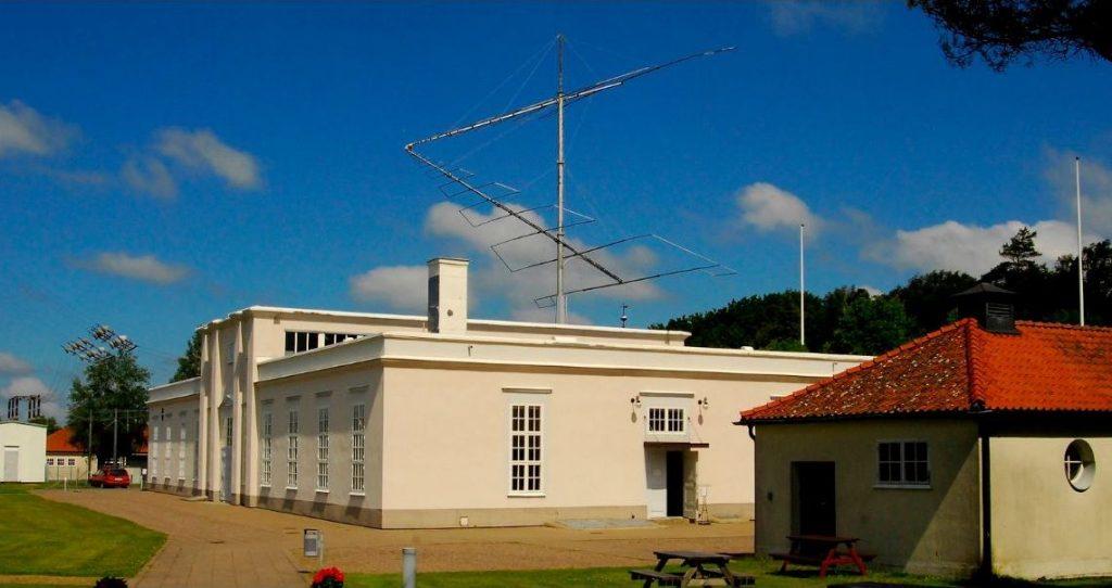 Unesco världsarv i Sverige: Grimeton radiostation