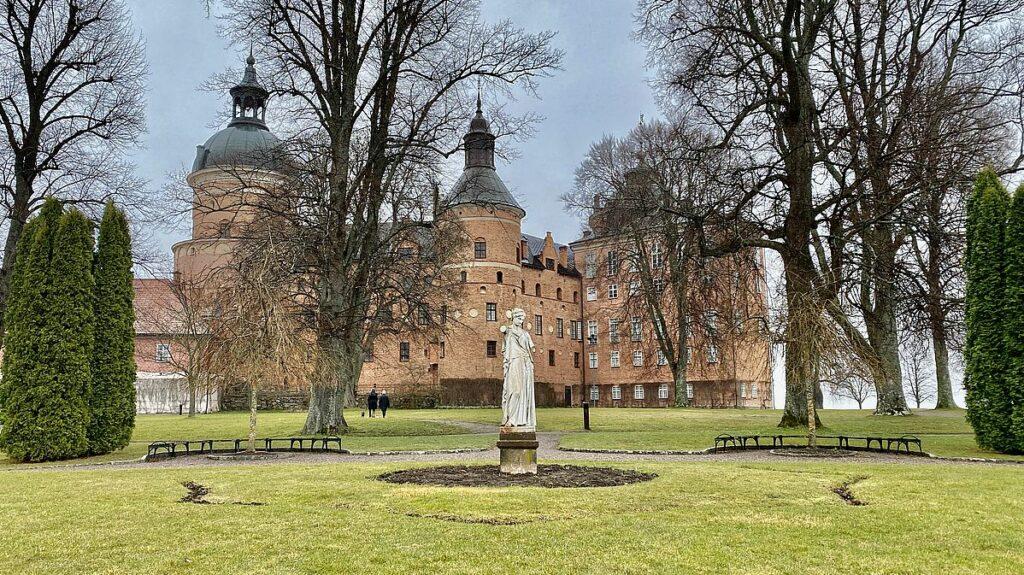 Gripsholms slott - slottsparken