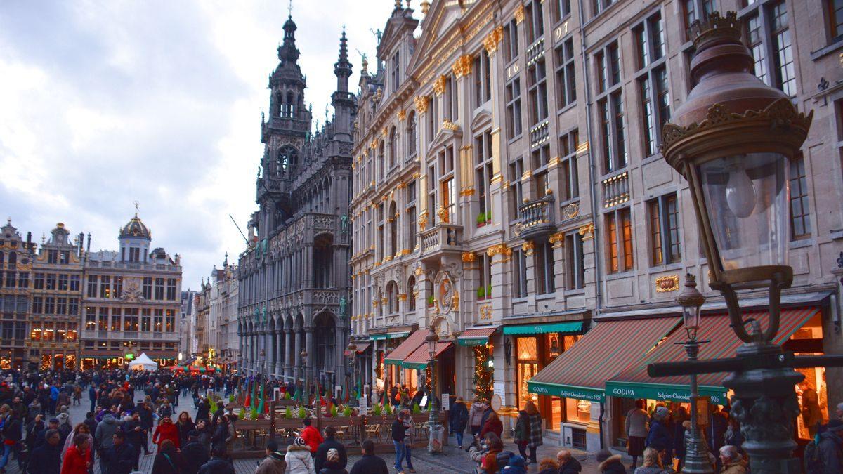 Se och göra i Bryssel