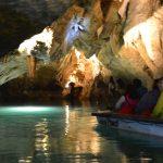 Punkva caves – båttur under jord i Tjeckien