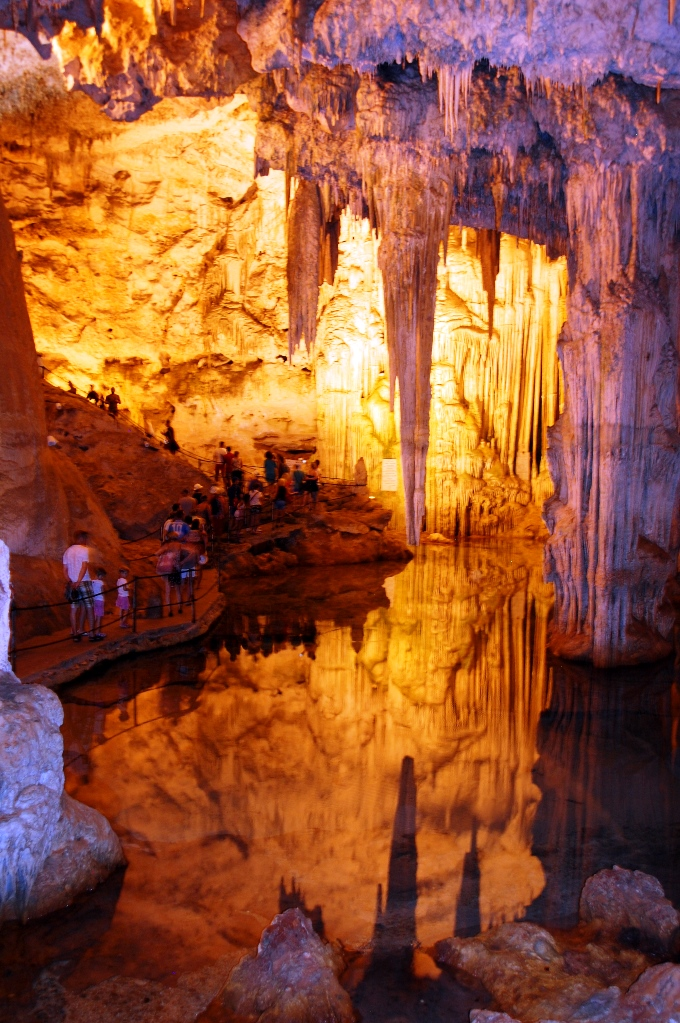 Grotta di Nettuno Sardinien