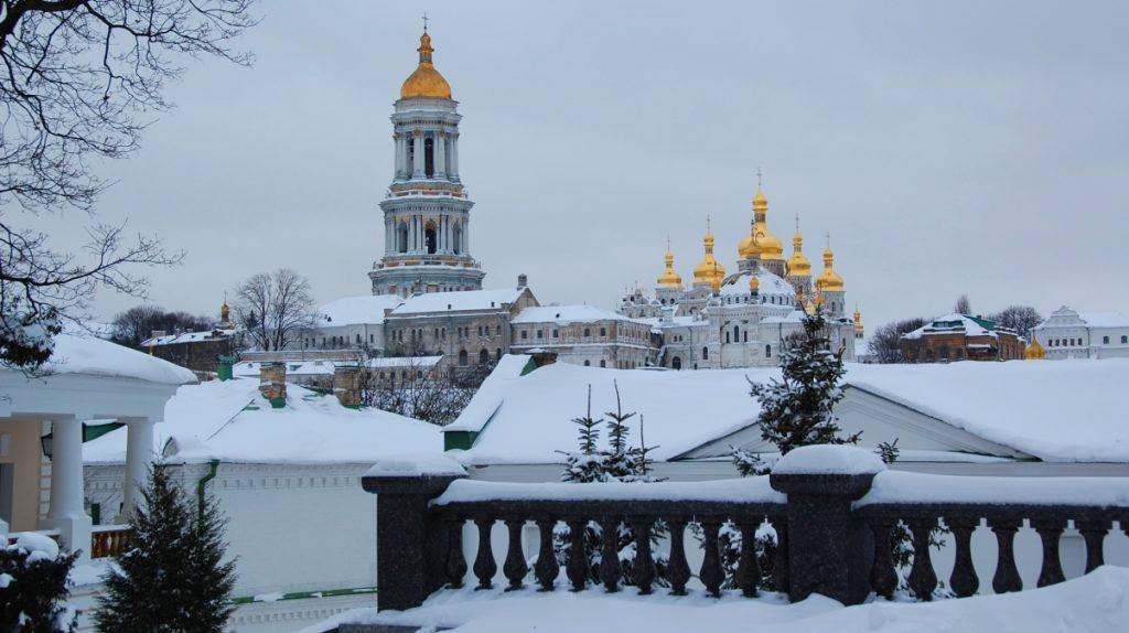 Europas största länder: Ukraina