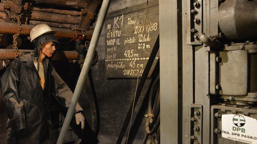 Landek Park gruvmuseum