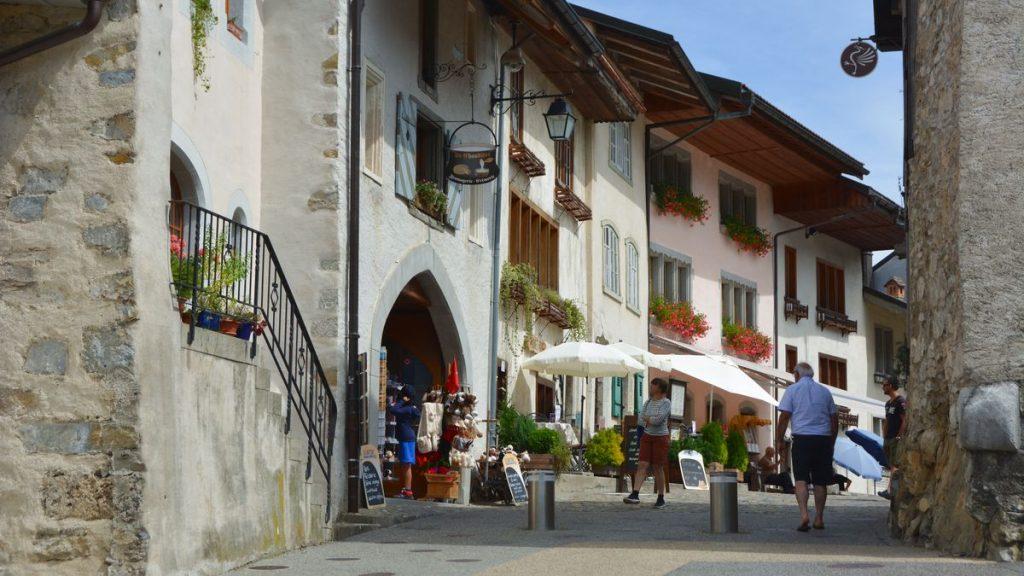 Gruyère i Schweiz