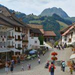 Choklad och ost i Schweiz – besök i Broc och Gruyère