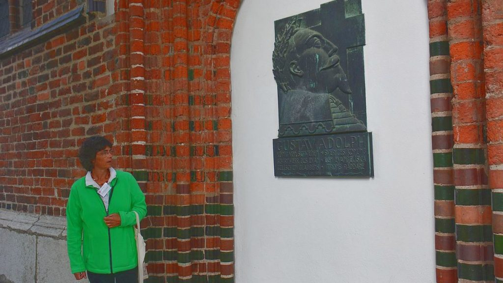 Sverige i Tyskland, i Greifswald