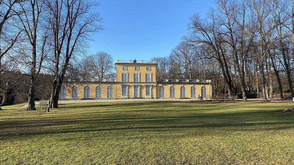 Gustav III paviljong i Hagaparken