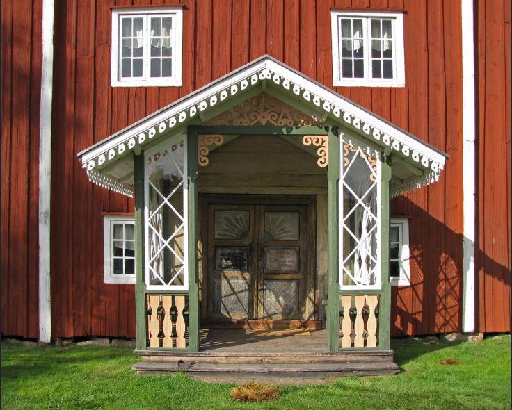 Unesco världsarv i Sverige: Hälsingegårdarna
