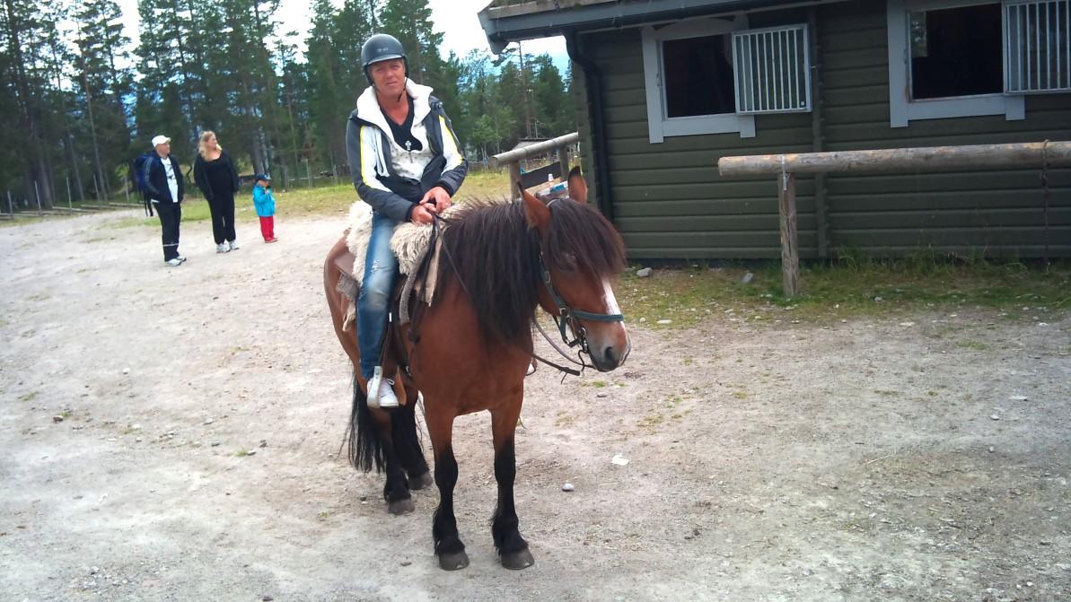 Hästridning Idre