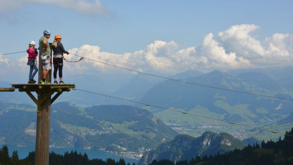 Höghöjdsbana Schweiz