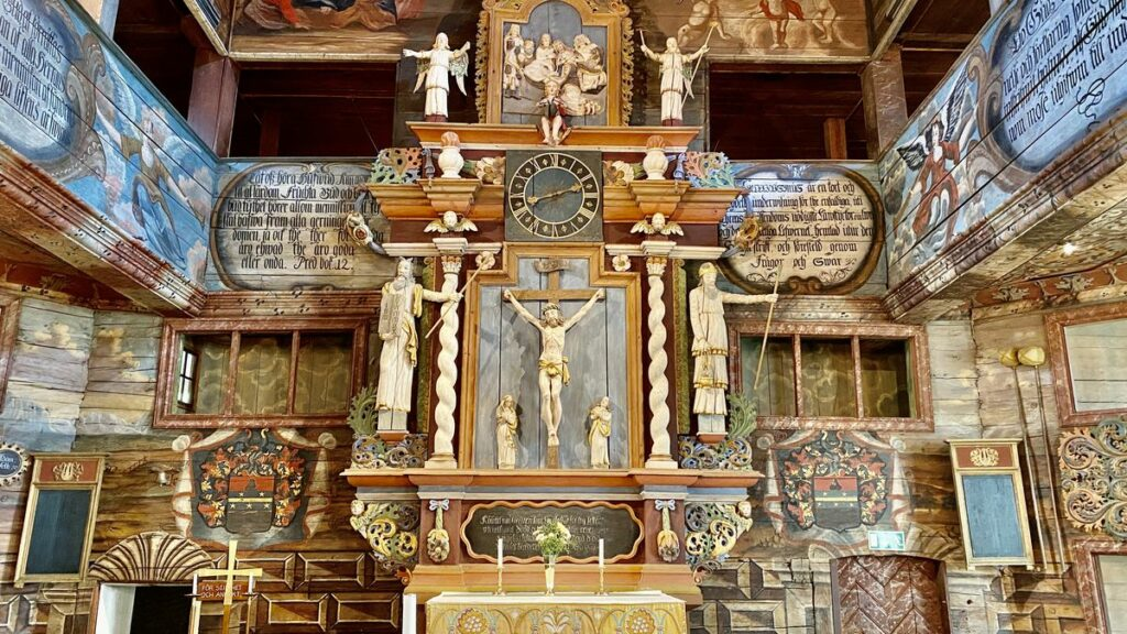 Habo kyrka altartavla