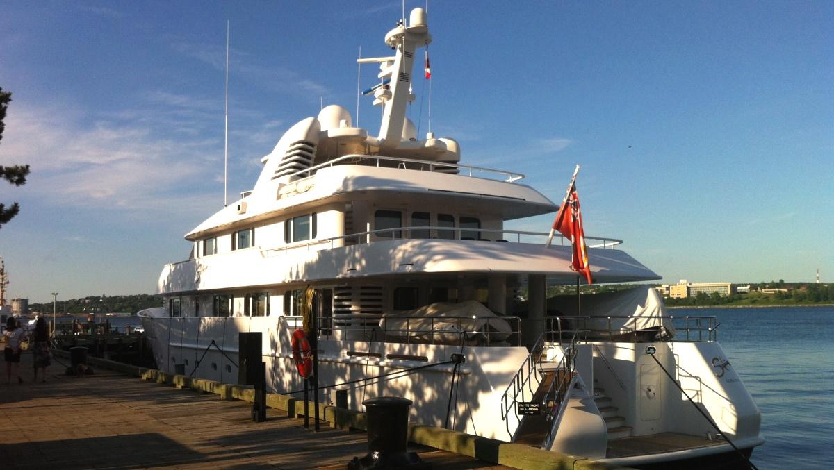 Halifax båtar