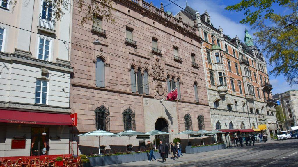 Hallwylska Palatset i Stockholm