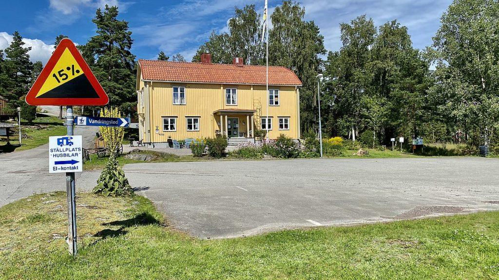 Gammelgården i Bengtsfors