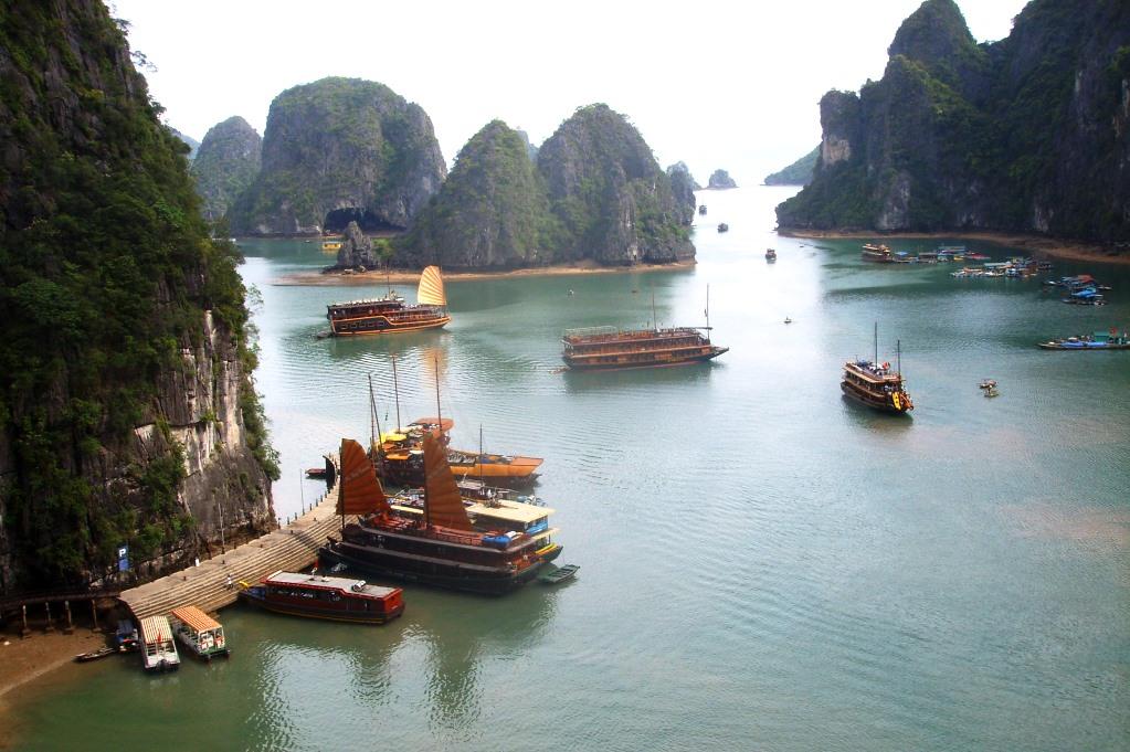 Det finns inget land som heter Vietnamn - men Vietnam är fint!