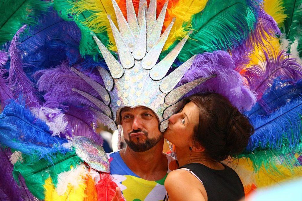 Pridefestivaler i Europa 2019