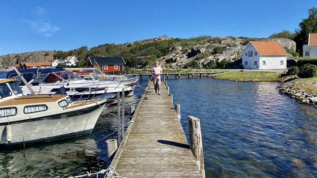 Semester efter corona - båtliv