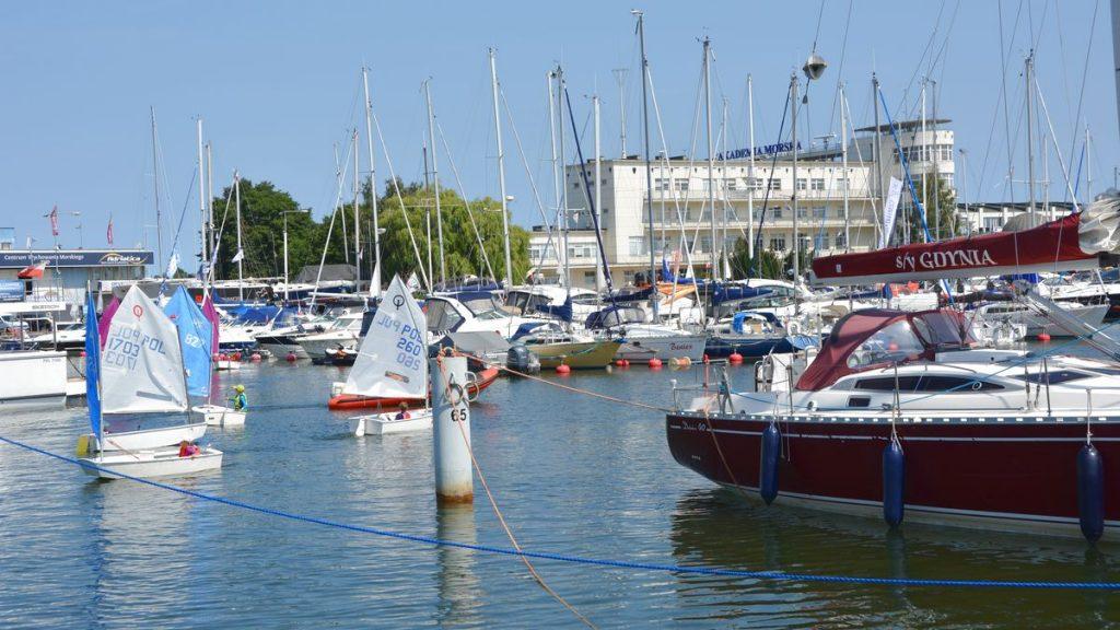 hamn Gdynia