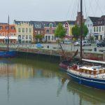 Nordsjökusten i Tyskland – Husum och Sankt Peter-Ording