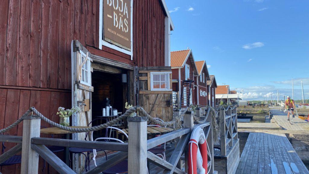 Restauranger i Öregrund