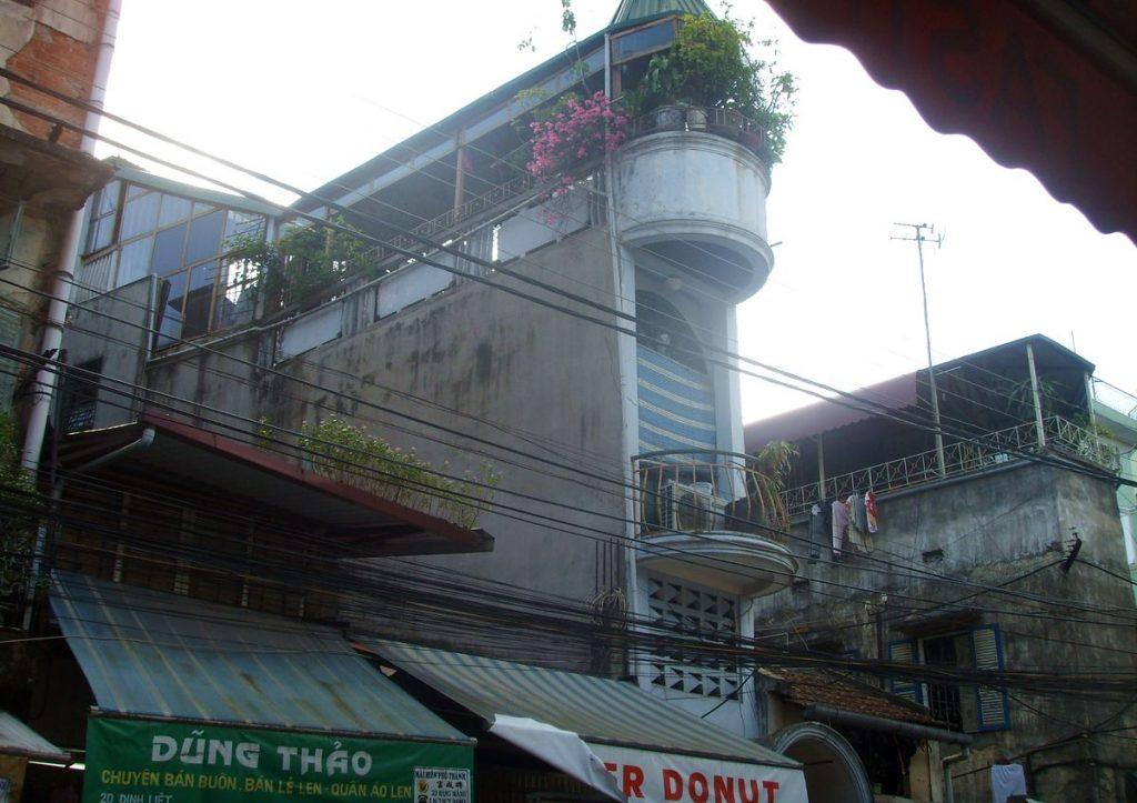 Hanoi gränder
