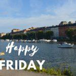 Sverige, mer fisk och mot Elmia Husvagn Husbil