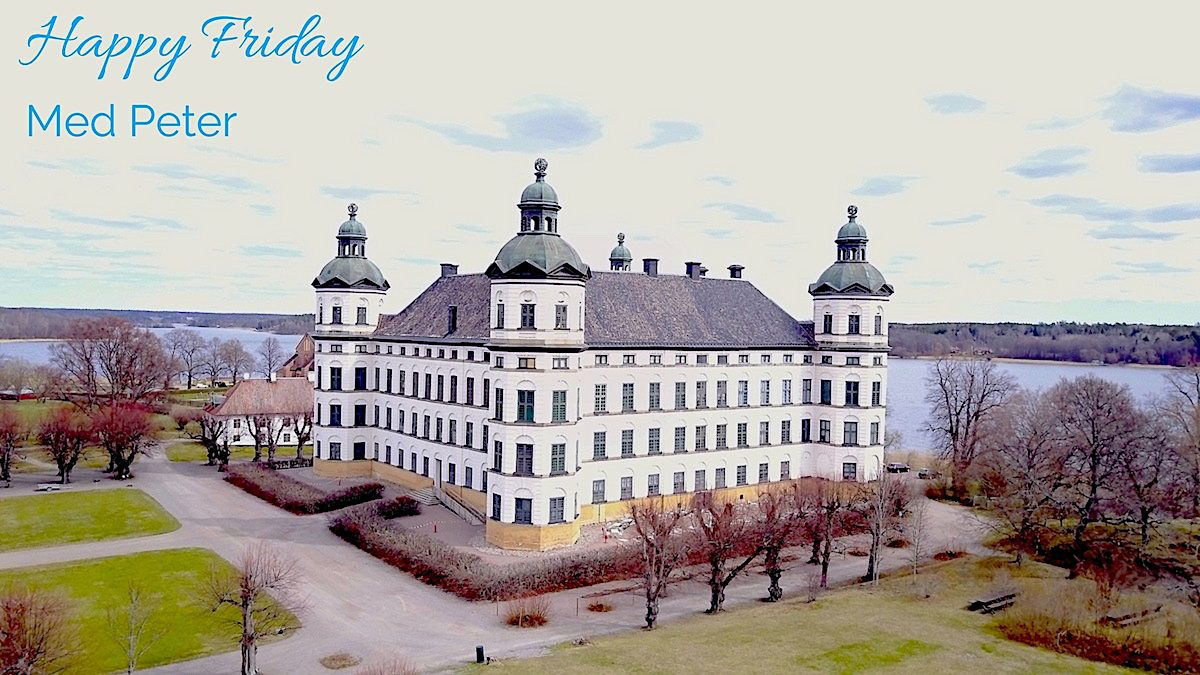 skokloster - sveriges största privata slott   freedomtravel