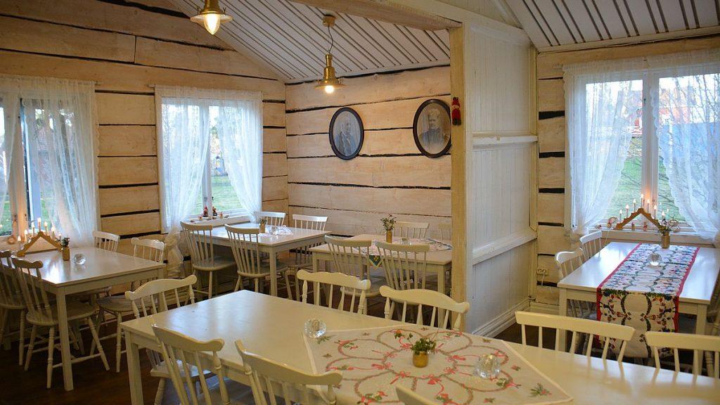 Haraldsgård café