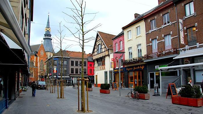 Hasselt i Belgien