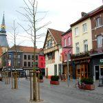 Hasselt i Belgien – hotell och shopping