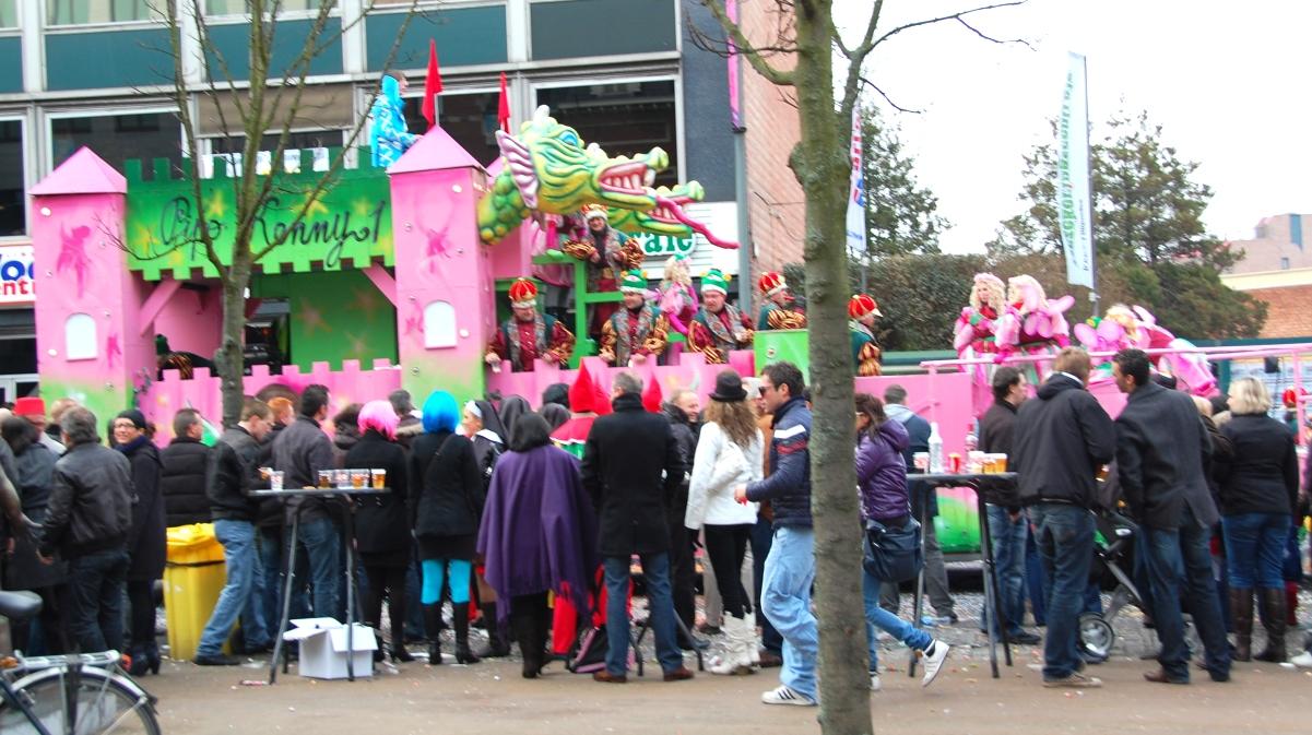 Karneval i Hasselt