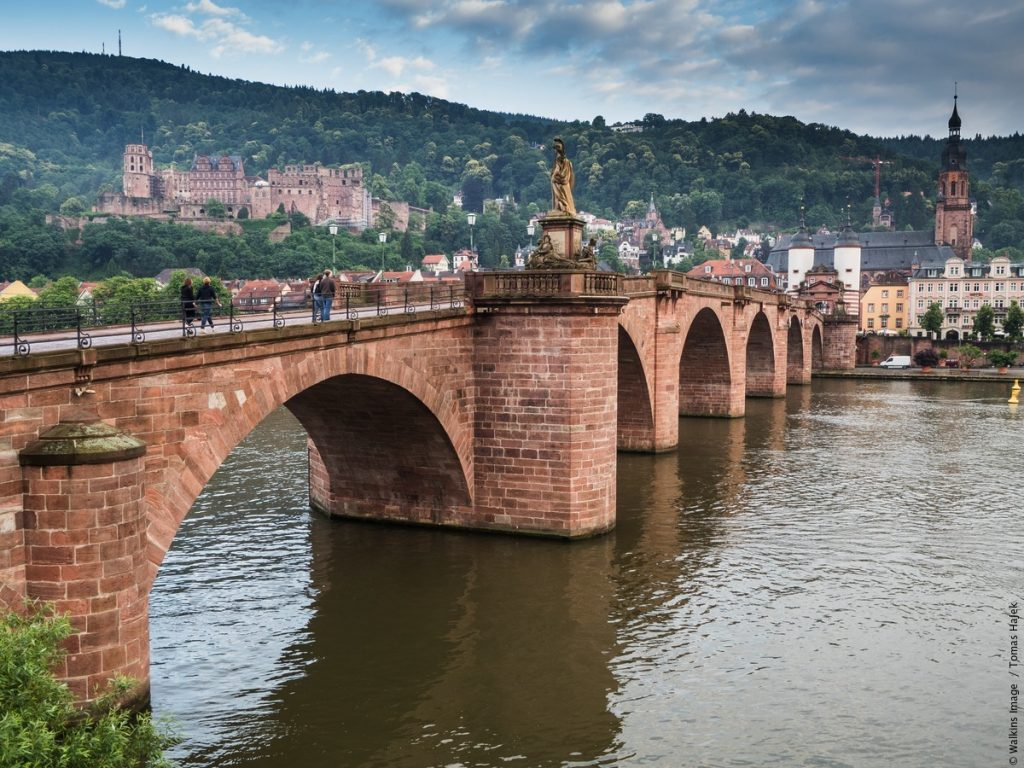 Heidelberg, Sverige i Tyskland