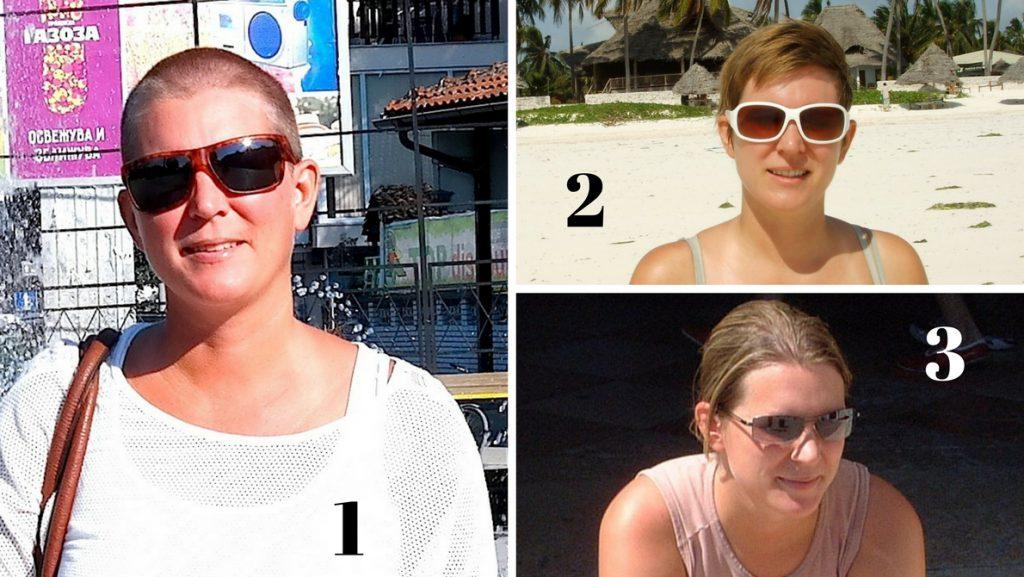 Helena olika solglasögon