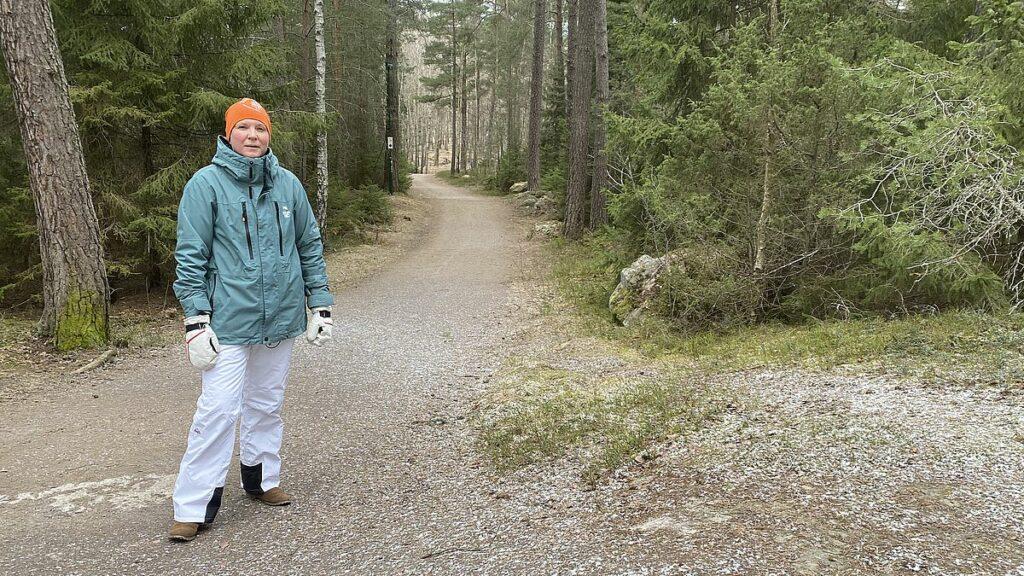 Helena i Igelbäckens naturreservat