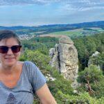 Hrubá Skála i Bohemian Paradise, Tjeckien