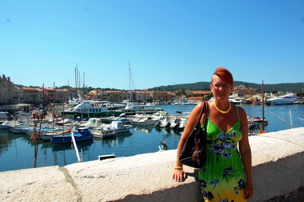 St Tropez i Frankrike