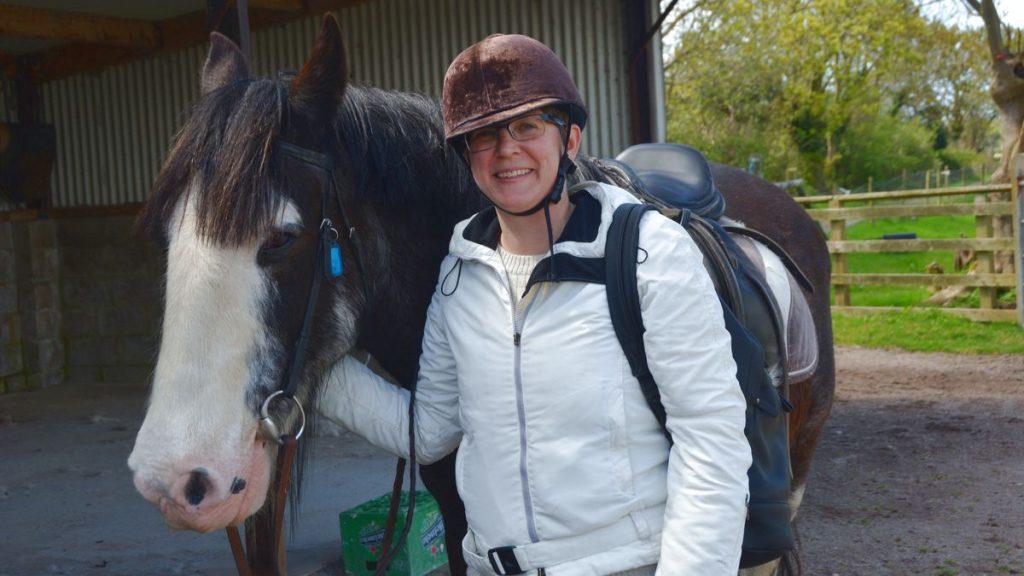 Helena häst