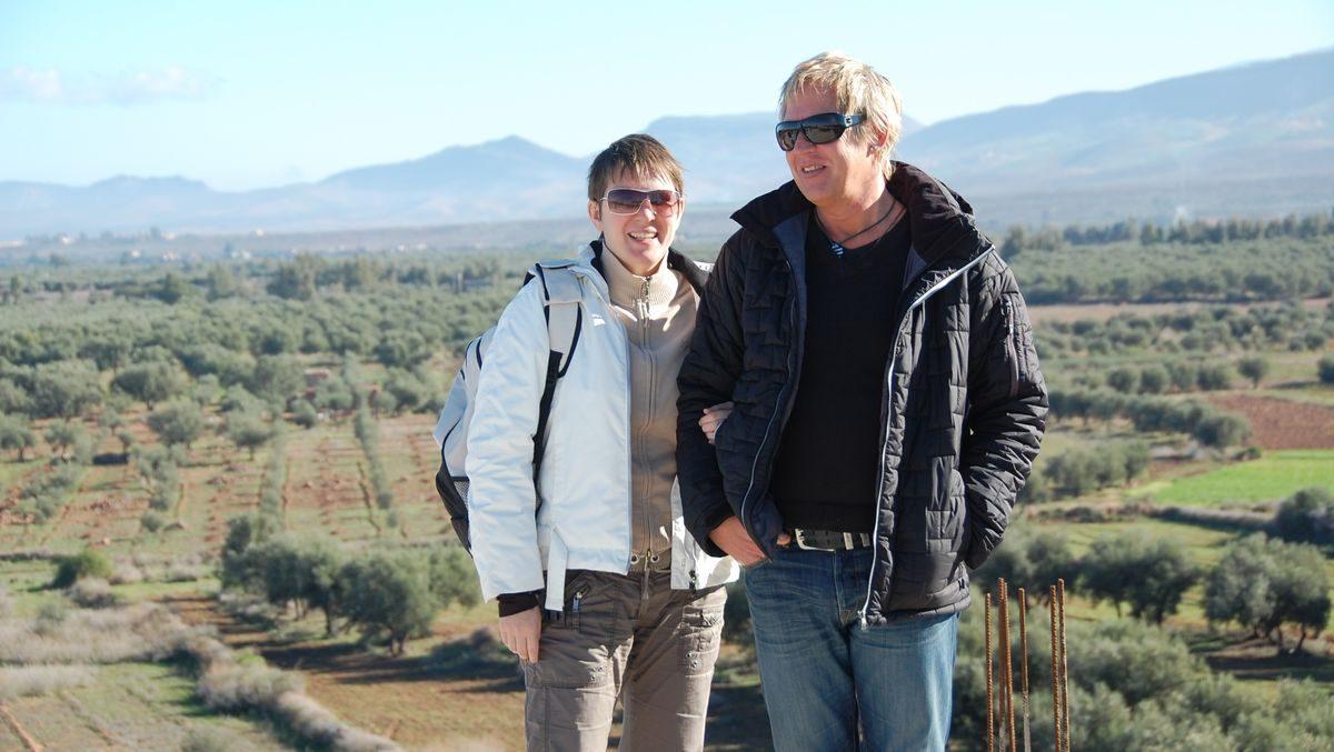 Helena och Peter Marocko