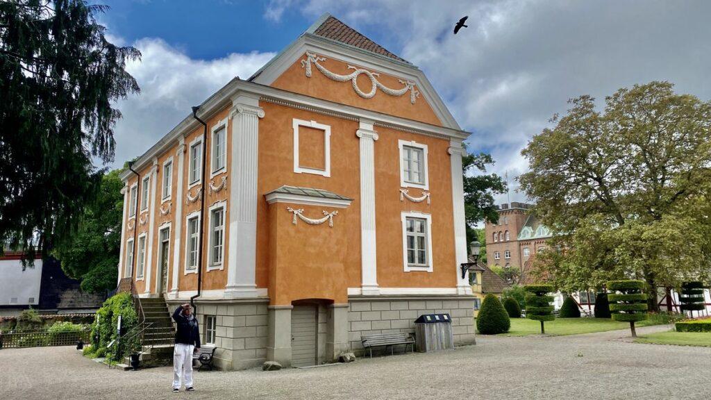 Herrehuset på Kulturen i Lund