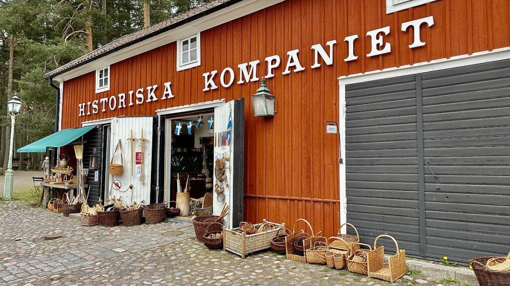 Gamla Linköping - Historiska kompaniet