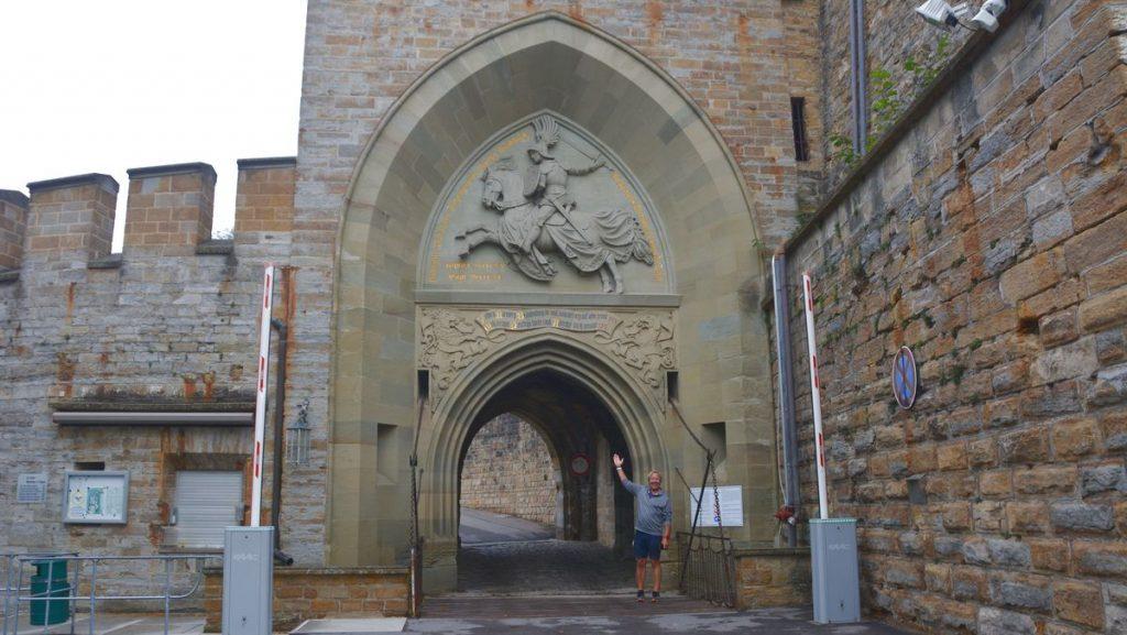 Hohenzollern borg