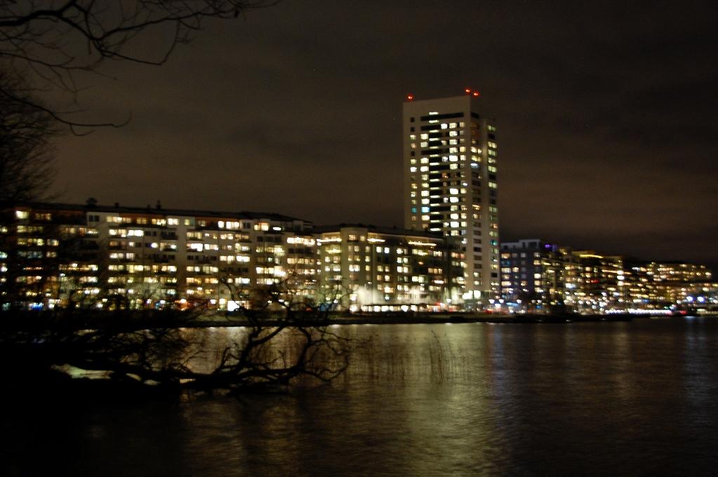 Hornsbergs strand på Kungsholmen, Stockholm