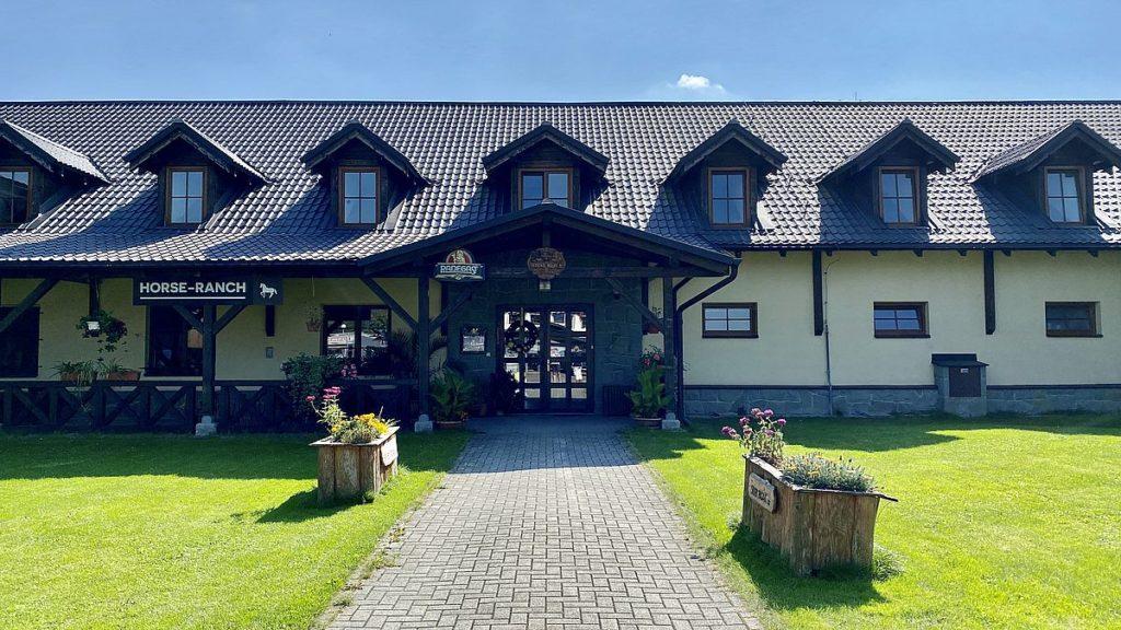 Golf i Tjeckien samt spahotell och hästgård