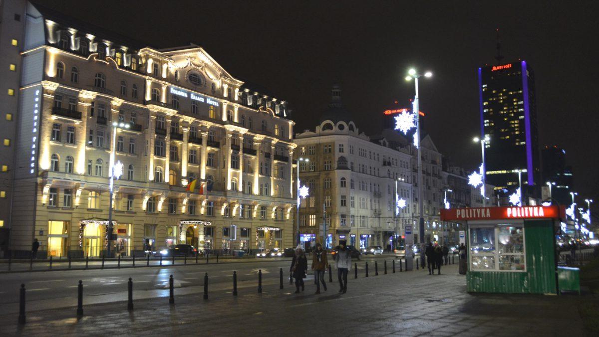 Hotel Polonia Palace Warszawa