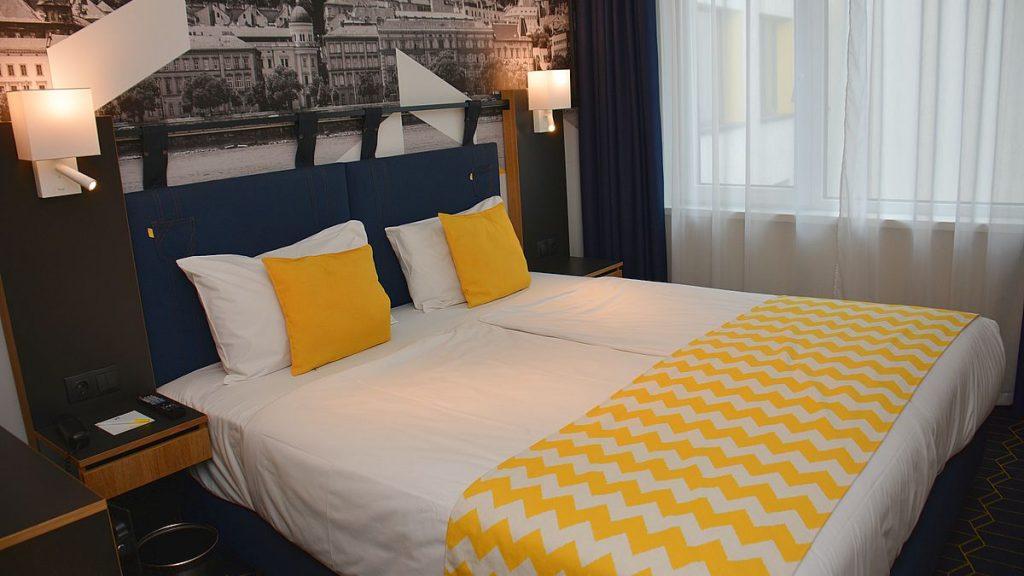 Hotell i Budapest - D8