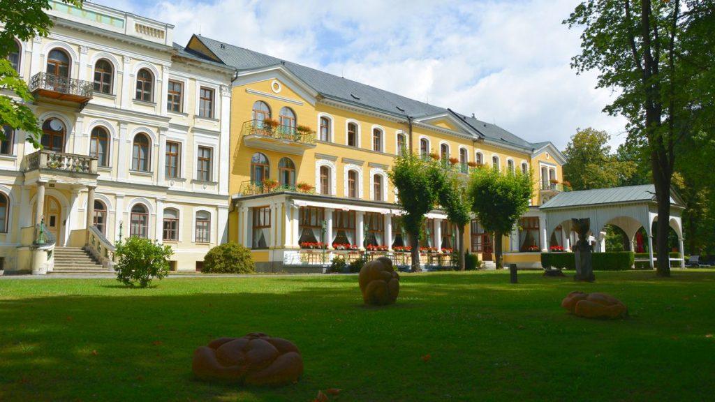 Hotell Frantiskovy Lazne