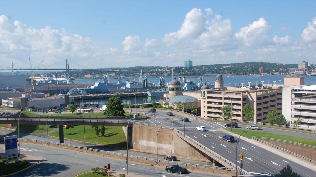Hotell Halifax Kanada