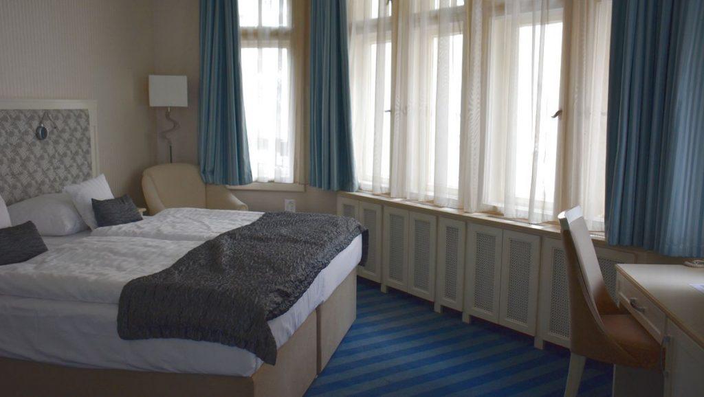 Atlantic Palace hotell i Karlovy Vary